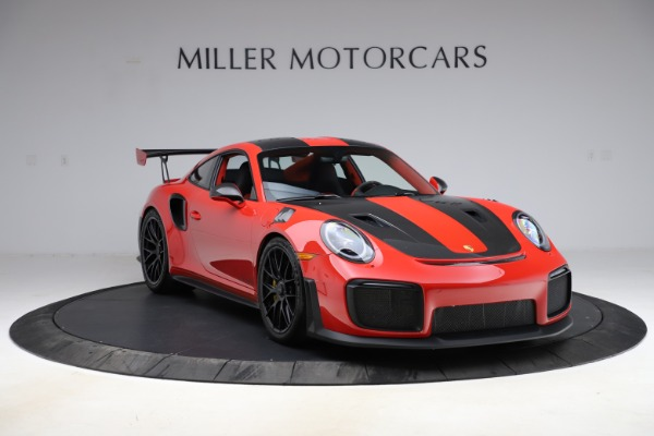 Used 2018 Porsche 911 GT2 RS for sale $325,900 at Maserati of Greenwich in Greenwich CT 06830 11