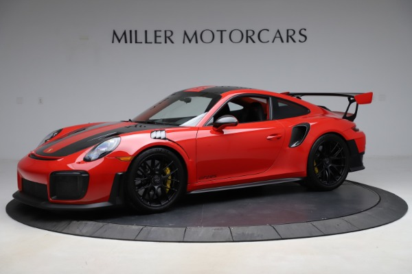 Used 2018 Porsche 911 GT2 RS for sale $325,900 at Maserati of Greenwich in Greenwich CT 06830 2