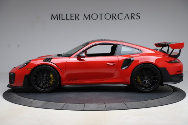 Used 2018 Porsche 911 GT2 RS for sale $325,900 at Maserati of Greenwich in Greenwich CT 06830 3