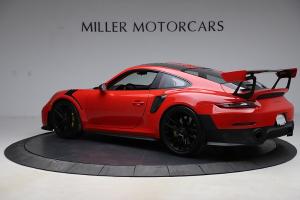 Used 2018 Porsche 911 GT2 RS for sale $325,900 at Maserati of Greenwich in Greenwich CT 06830 4