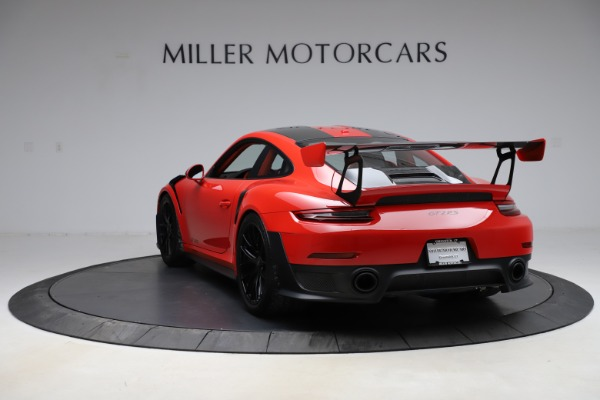 Used 2018 Porsche 911 GT2 RS for sale $325,900 at Maserati of Greenwich in Greenwich CT 06830 5