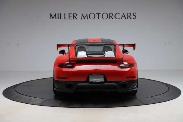 Used 2018 Porsche 911 GT2 RS for sale $325,900 at Maserati of Greenwich in Greenwich CT 06830 6