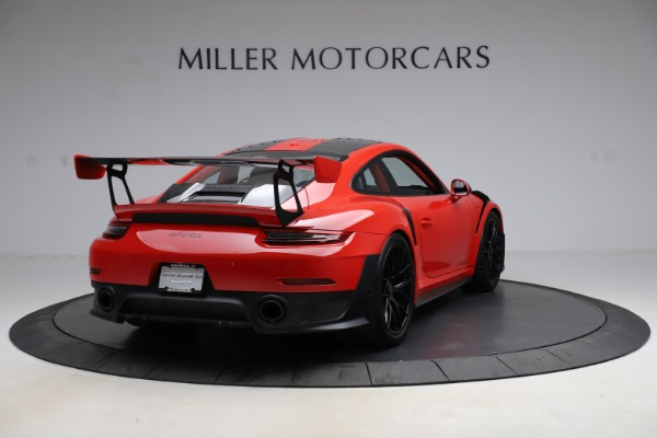 Used 2018 Porsche 911 GT2 RS for sale $325,900 at Maserati of Greenwich in Greenwich CT 06830 7