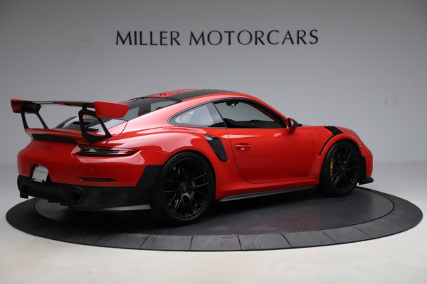 Used 2018 Porsche 911 GT2 RS for sale $325,900 at Maserati of Greenwich in Greenwich CT 06830 8