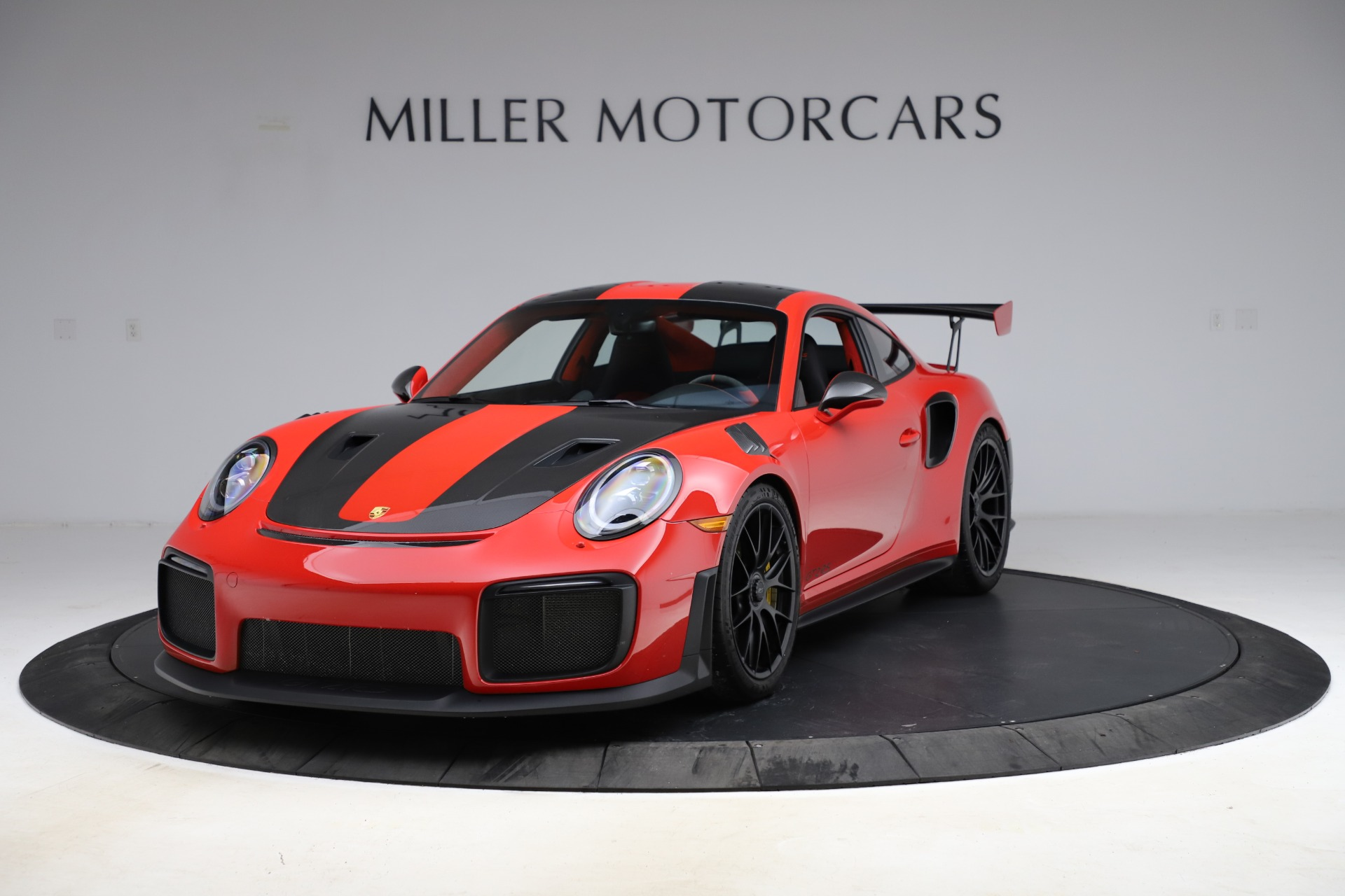 Used 2018 Porsche 911 GT2 RS for sale $325,900 at Maserati of Greenwich in Greenwich CT 06830 1