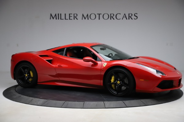 Used 2018 Ferrari 488 GTB for sale Sold at Maserati of Greenwich in Greenwich CT 06830 10