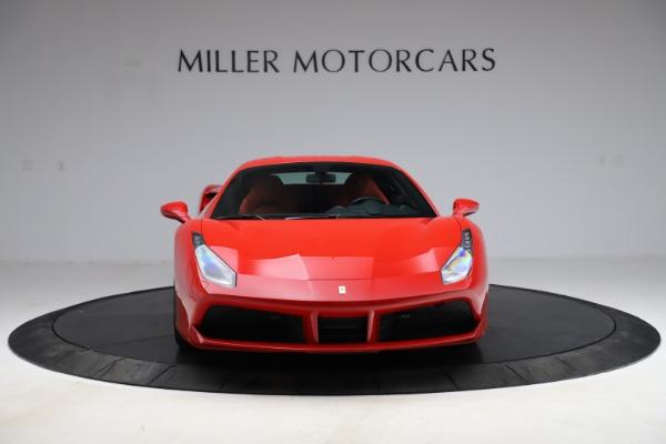 Used 2018 Ferrari 488 GTB for sale Sold at Maserati of Greenwich in Greenwich CT 06830 12