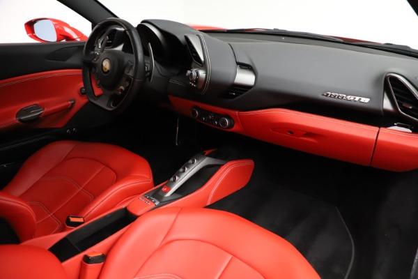 Used 2018 Ferrari 488 GTB for sale Sold at Maserati of Greenwich in Greenwich CT 06830 17