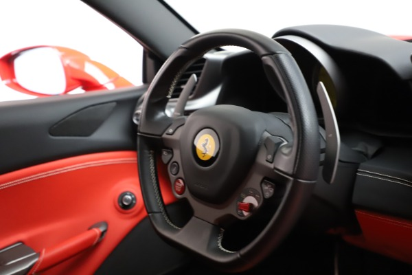 Used 2018 Ferrari 488 GTB for sale Sold at Maserati of Greenwich in Greenwich CT 06830 24