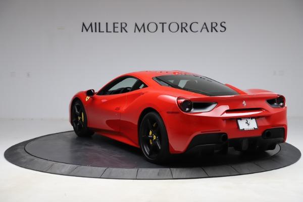 Used 2018 Ferrari 488 GTB for sale Sold at Maserati of Greenwich in Greenwich CT 06830 5
