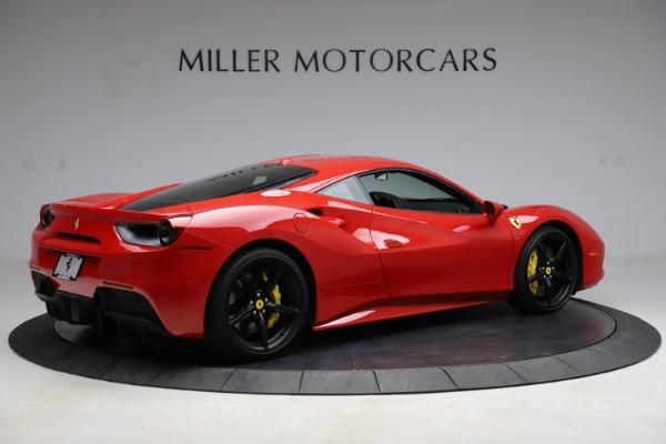 Used 2018 Ferrari 488 GTB for sale Sold at Maserati of Greenwich in Greenwich CT 06830 8