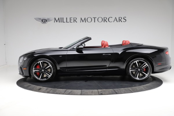 New 2021 Bentley Continental GT V8 for sale $263,905 at Maserati of Greenwich in Greenwich CT 06830 2