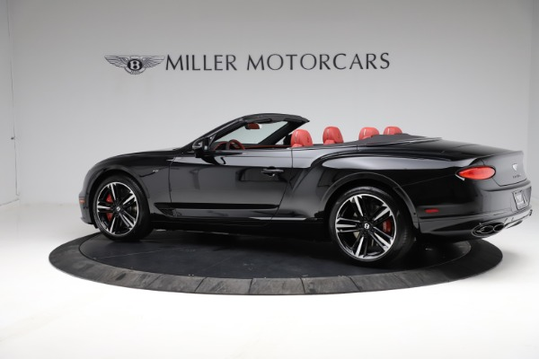New 2021 Bentley Continental GT V8 for sale $263,905 at Maserati of Greenwich in Greenwich CT 06830 3