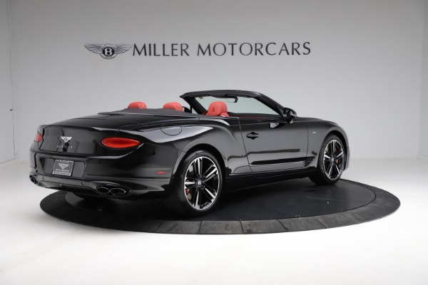 New 2021 Bentley Continental GT V8 for sale $263,905 at Maserati of Greenwich in Greenwich CT 06830 7