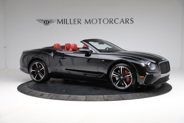New 2021 Bentley Continental GT V8 for sale $263,905 at Maserati of Greenwich in Greenwich CT 06830 9