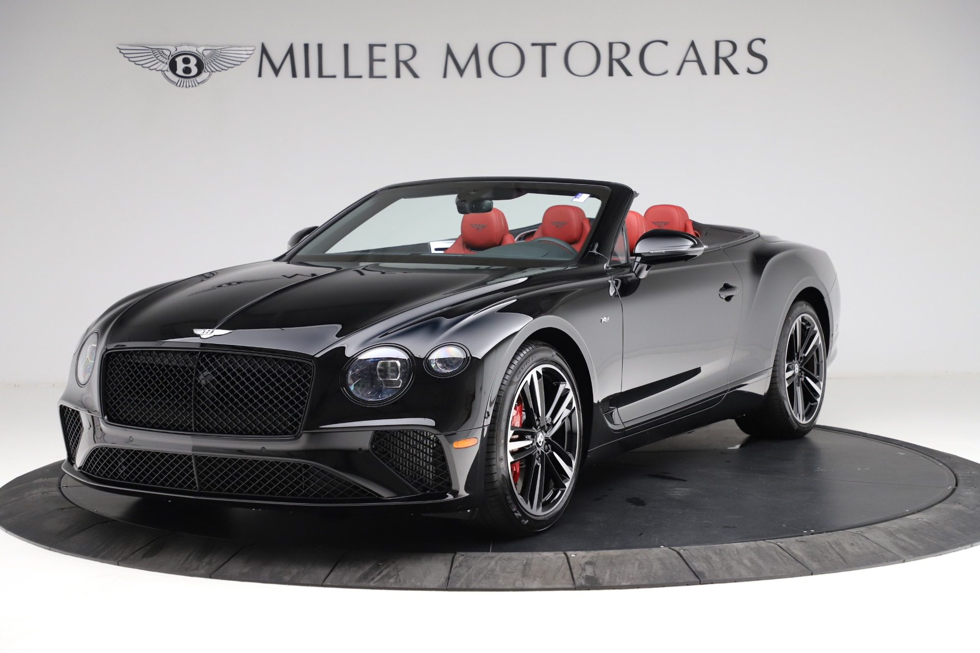 New 2021 Bentley Continental GT V8 for sale $263,905 at Maserati of Greenwich in Greenwich CT 06830 1