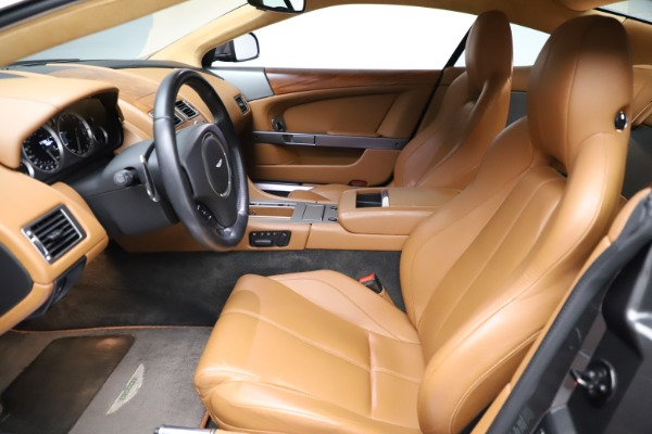 Used 2012 Aston Martin DB9 for sale Call for price at Maserati of Greenwich in Greenwich CT 06830 13