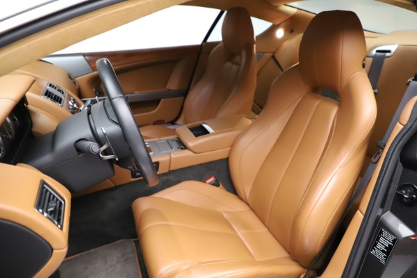 Used 2012 Aston Martin DB9 for sale Call for price at Maserati of Greenwich in Greenwich CT 06830 14