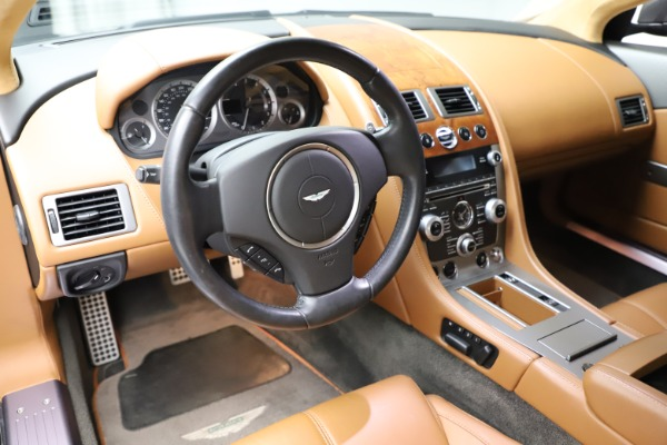 Used 2012 Aston Martin DB9 for sale Call for price at Maserati of Greenwich in Greenwich CT 06830 15