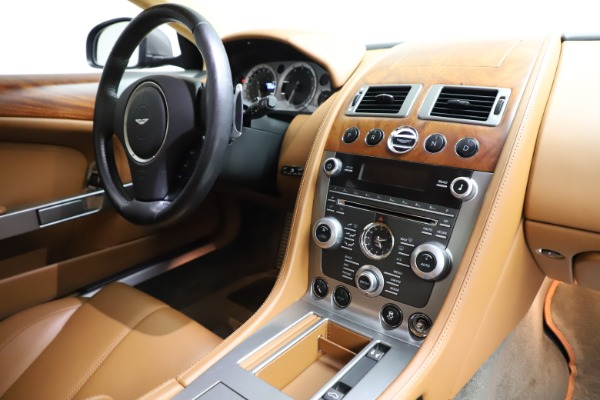 Used 2012 Aston Martin DB9 for sale Call for price at Maserati of Greenwich in Greenwich CT 06830 18