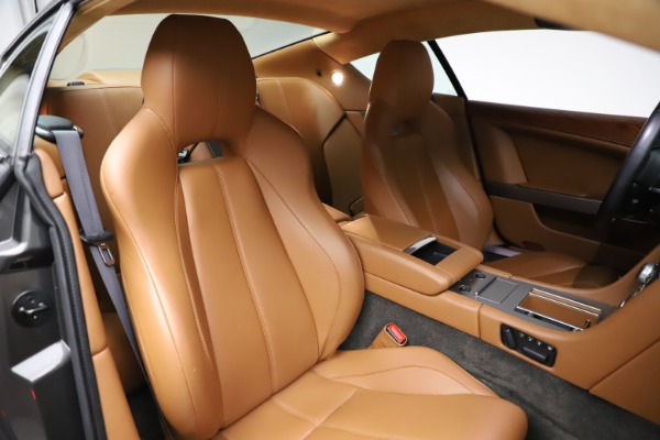 Used 2012 Aston Martin DB9 for sale Call for price at Maserati of Greenwich in Greenwich CT 06830 19