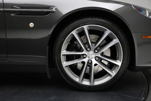 Used 2012 Aston Martin DB9 for sale Call for price at Maserati of Greenwich in Greenwich CT 06830 20