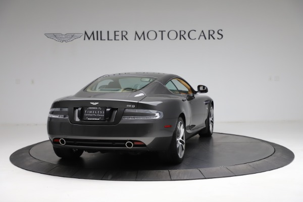 Used 2012 Aston Martin DB9 for sale Call for price at Maserati of Greenwich in Greenwich CT 06830 6