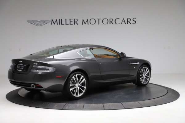 Used 2012 Aston Martin DB9 for sale Call for price at Maserati of Greenwich in Greenwich CT 06830 7