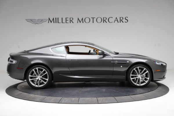Used 2012 Aston Martin DB9 for sale Call for price at Maserati of Greenwich in Greenwich CT 06830 8