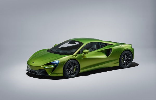 New 2021 McLaren Artura for sale Call for price at Maserati of Greenwich in Greenwich CT 06830 1