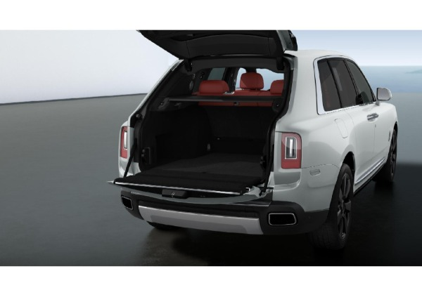 New 2021 Rolls-Royce Cullinan for sale $391,375 at Maserati of Greenwich in Greenwich CT 06830 4