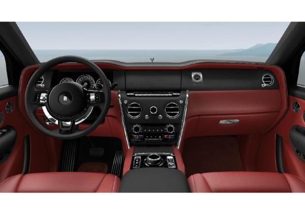 New 2021 Rolls-Royce Cullinan for sale $391,375 at Maserati of Greenwich in Greenwich CT 06830 5