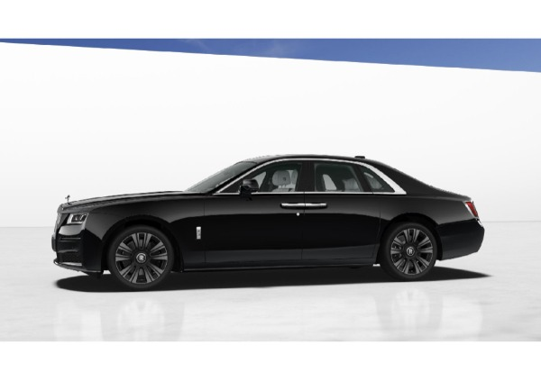 New 2021 Rolls-Royce Ghost for sale Sold at Maserati of Greenwich in Greenwich CT 06830 2