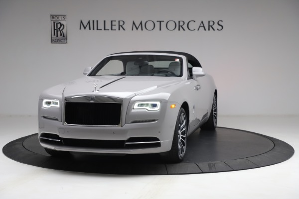 New 2021 Rolls-Royce Dawn for sale Sold at Maserati of Greenwich in Greenwich CT 06830 14