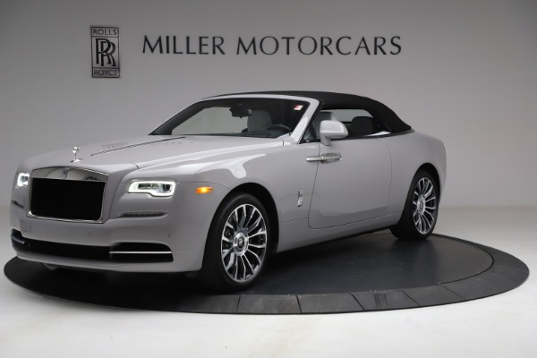 New 2021 Rolls-Royce Dawn for sale Sold at Maserati of Greenwich in Greenwich CT 06830 15