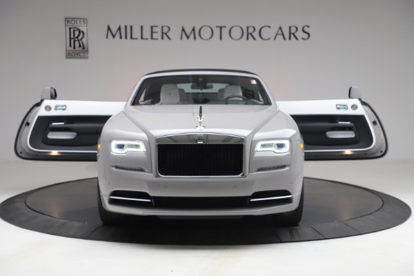 New 2021 Rolls-Royce Dawn for sale Sold at Maserati of Greenwich in Greenwich CT 06830 25