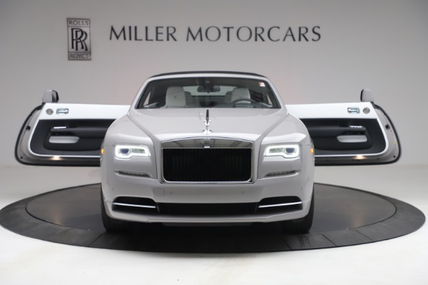 New 2021 Rolls-Royce Dawn for sale Sold at Maserati of Greenwich in Greenwich CT 06830 26