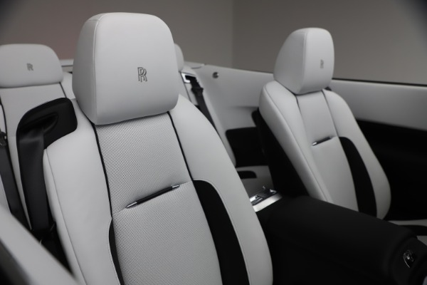 New 2021 Rolls-Royce Dawn for sale Sold at Maserati of Greenwich in Greenwich CT 06830 28