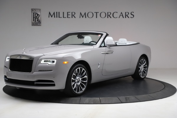 New 2021 Rolls-Royce Dawn for sale $405,850 at Maserati of Greenwich in Greenwich CT 06830 3
