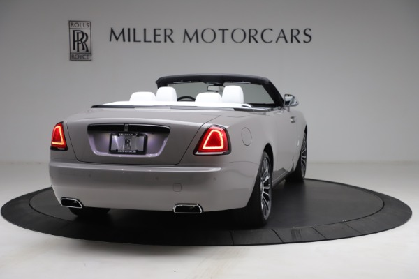 New 2021 Rolls-Royce Dawn for sale $405,850 at Maserati of Greenwich in Greenwich CT 06830 8