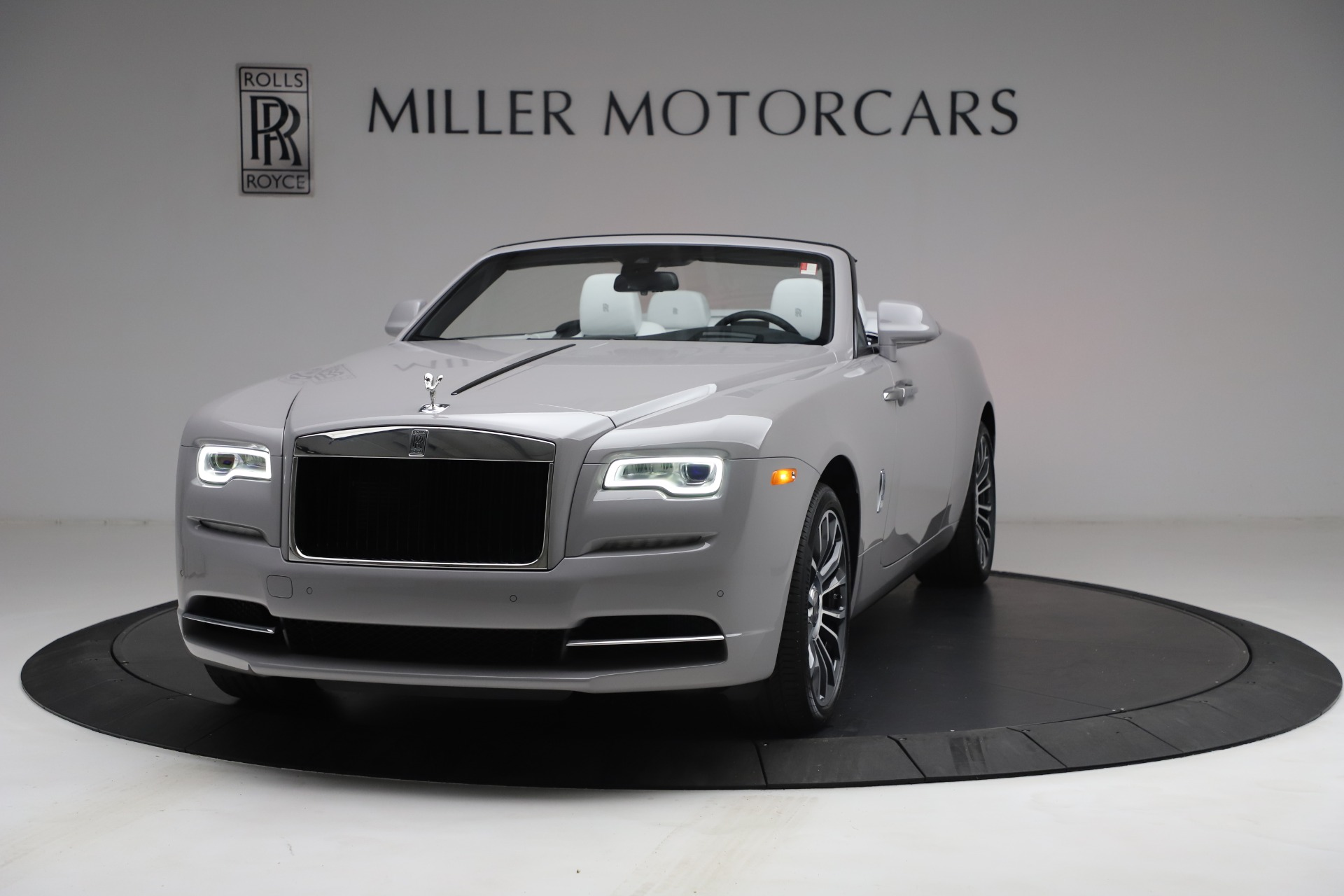 New 2021 Rolls-Royce Dawn for sale $405,850 at Maserati of Greenwich in Greenwich CT 06830 1