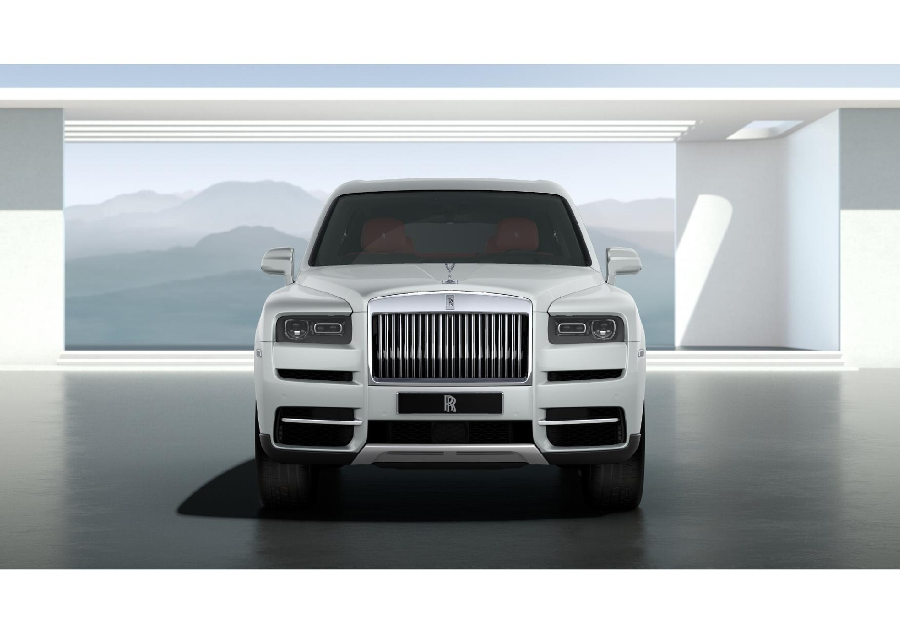 New 2021 Rolls-Royce Cullinan for sale $383,850 at Maserati of Greenwich in Greenwich CT 06830 1