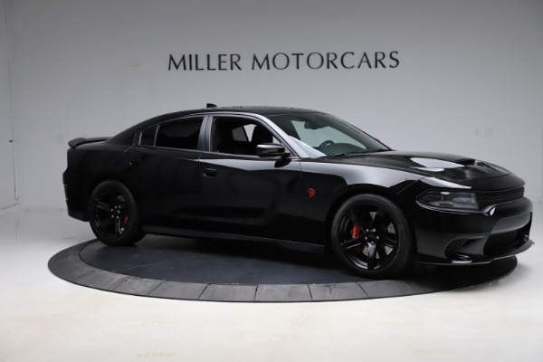 Used 2018 Dodge Charger SRT Hellcat for sale $59,900 at Maserati of Greenwich in Greenwich CT 06830 10