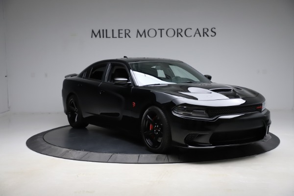 Used 2018 Dodge Charger SRT Hellcat for sale $59,900 at Maserati of Greenwich in Greenwich CT 06830 11
