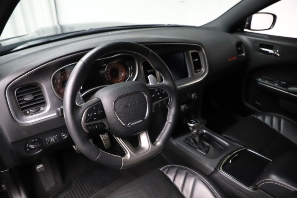 Used 2018 Dodge Charger SRT Hellcat for sale $59,900 at Maserati of Greenwich in Greenwich CT 06830 13