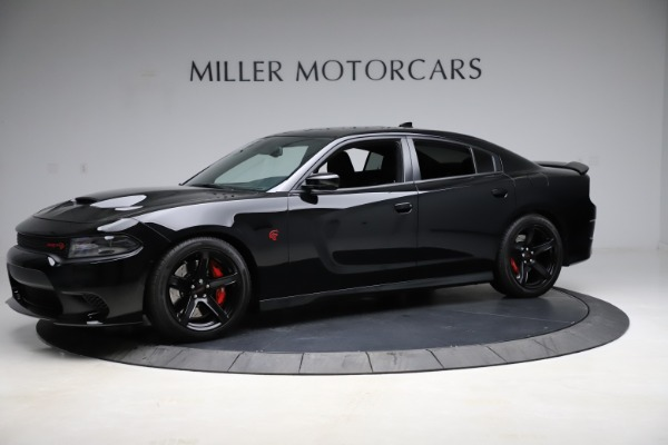 Used 2018 Dodge Charger SRT Hellcat for sale $59,900 at Maserati of Greenwich in Greenwich CT 06830 2