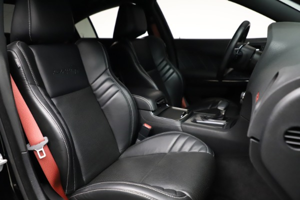 Used 2018 Dodge Charger SRT Hellcat for sale $59,900 at Maserati of Greenwich in Greenwich CT 06830 23