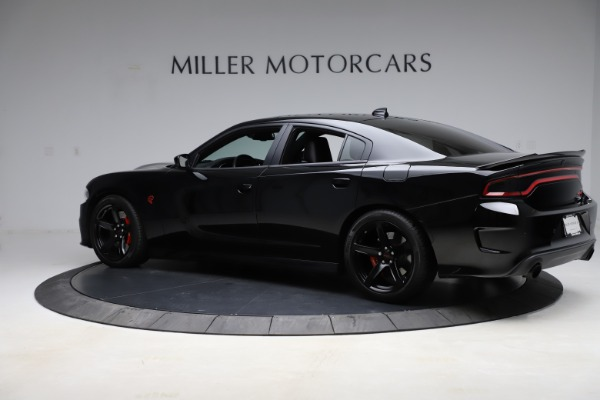 Used 2018 Dodge Charger SRT Hellcat for sale $59,900 at Maserati of Greenwich in Greenwich CT 06830 4