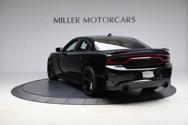 Used 2018 Dodge Charger SRT Hellcat for sale $59,900 at Maserati of Greenwich in Greenwich CT 06830 5