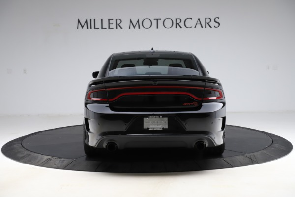 Used 2018 Dodge Charger SRT Hellcat for sale $59,900 at Maserati of Greenwich in Greenwich CT 06830 6